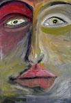 Jens, Acryl auf Pappe, 50x 70 cm, 200 €