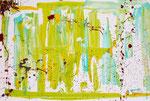 Frühling, Acryl auf Leinwand, 80x120 cm, 350 €