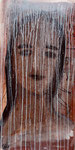Tränenreich, Acryl auf Holz, 51x100cm, 300 €