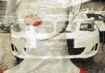 BMWBlock am Ring-Ausstellung-Unverkäuflich