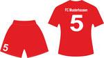 Vereinsname+Nummer+Hose Logo