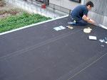 屋根縁処理