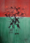 L'Albero rosso o tricolore