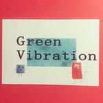 Green Vibration 作品展 2018(Design:川口 名菜子)