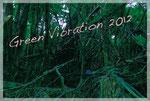 Green Vibration 作品展 2012 (Design:稲見 明子)