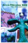Green Vibration 作品展 2011(Design:GVスタッフ)