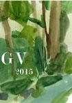 Green Vibration 作品展 2015 (Design:内村 航)
