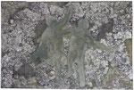 10. Acrylfarbe, Spachtelmasse, 90x60 cm