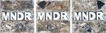Die MNDR-Box wurde anlässlich des 20jährigen Bestehens des Labels MNDR hergestellt.