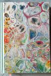 Skizzenbuch Pouring Art