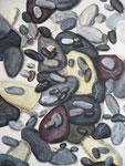 Acrylfarbe, Pastell, 60 x 80 cm