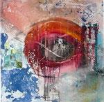 10. Acrylfarbe, 60 x 60 cm