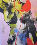 2010   Torso ,   160 x 135 cm ,   auf Leinwand