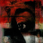 2009   The anatomy of melancholy  II-1 ,   20 x20 cm ,   auf Leinwand
