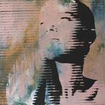 2011   Sie  4 ,   100 x 100 cm ,   auf Leinwand