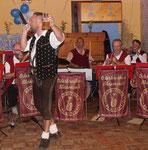 Die Oderbrucher Blasmusik zu Gast im Barnim