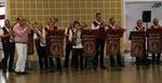 Bigbandfeeling beim gemeinsamen Musizieren mit der luxemburgischen Combo
