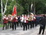 Festumzug zum 100-jährigen Jubiläum der Feuerwehr Rathstock