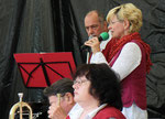 Unser Gesangsduo zur Böhmischen Blasmusik