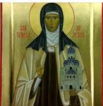 S. Teresa Iconografía San Lucas - Cordoba (Argentina)