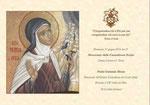 """Scalze di Terni Invito alla presentazione del CD di canti tratto dal libro """"Il Castello Interiore"""""""