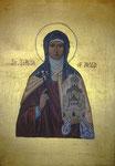 """Copia dell'Icona S. Teresa de """"Las Moradas"""" - Australia"""