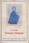 Sr Gesualda - S. Gemma Galgani