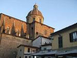 La cupola della chiesa di S. Frediano