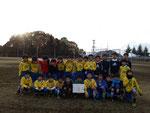 【2015年11月】射水市新人戦(U-11) 準優勝