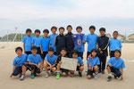 【2015年5月】第10回マルーンカップ(U-11) 優勝