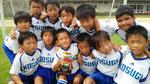 【2014年7月】第3回Kurobeカップ(U-9) 準優勝