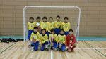 【2014年12月】中田JFCフットサル交流会(U-12) 優勝