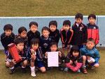 【2014年5月】第9回マルーンカップ(U-8) 優勝