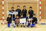 【2014年12月】第9回SEIBUカップ(U-12) 優勝