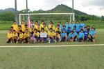 【2014年7月】第39回飛騨古川JCカップ(U-12) 優勝