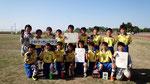 【2015年5月】第22回魚津ミラージュカップサッカー大会(U-12) 3位