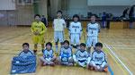 【2016年2月】第11回湯けむりカップ(トレセンU-12)  準優勝