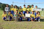 【2014年5月】第10回さくらチャレンジカップ(U-11) 準優勝