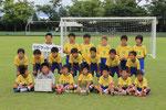 【2014年8月】第27回ANA富山杯コナン少年サッカー大会(U-12) 優勝