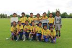 【2015年8月】第28回ANA杯コナン少年サッカー大会(U-12) 準優勝
