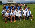 【2015年9月】第44回島田杯(U-10) 3位