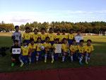 【2015年10月】国旗争奪・白山JC杯少年サッカー大会(U-12) 準優勝