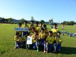 【2015年7月】takaseiカップ(U-11) 3位