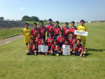 【2015年8月】第35回立山杯(トレセンU-12) 準優勝