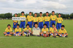 【2014年8月】第1回みなみサマーカップ(U-12)  優勝