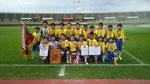 【2015年10月】第39回全日本少年サッカー富山県大会(兼)第46回KNB杯 優勝!!
