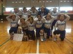 【2015年2月】第9回アレキサンドリアフットサルフェア(U-9) 優勝