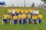 【2015年9月】第20回上越ふれあい杯(U-11) 3位