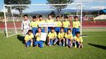 【2014年9月】第19回上越ふれあい杯(U-11) 準優勝