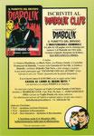 Cartolina Iscriviti al Diabolik Club 2002
